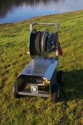 Zanter A serie 150 bar / 21 liter