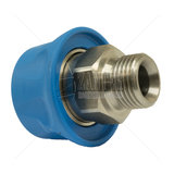 ST3100 koppeling - met kunststof ring_