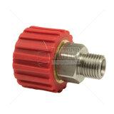 M22 wartel (rood) met swivel_