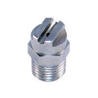 Nozzle 1/4'' / spuithoek: 65 graden (vlakstraal)