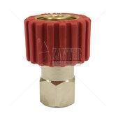 M22-wartel-(rood)-met-swivel